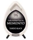 Stämpeldya - Memento Dew Drop - Tuxedo Black