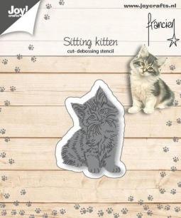 Joy Craft - Dies - Sitting Kitten - Joy Craft - Dies - Sitting Kitten