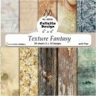 Felicita Design - Pappersblock - Texture Fantasy