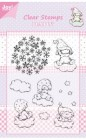 Joy Crafts - Clearstamps - Winter Bears