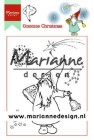 Marianne Design Clearstamps - Hetty's Gnomes Christmas