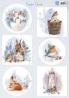 Marianne Design Klippark - Frozen Frost