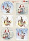 Marianne Design Klippark - Hetty's Winter Gnomes