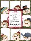Felicita Design Toppers - Mister Snowman