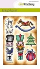 CraftEmotions - Clearstamps A6 - Toy soldiers 2