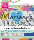 Marianne Design - Dies - Hjärtballong