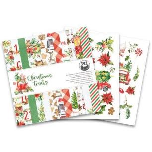 Piatek13 - Pappersblock - Christmas treats - Piatek13 - Pappersblock - Christmas treats
