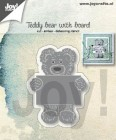 Joy Crafts Dies - Teddy bear with board