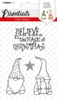 Studiolight - Clearstamps - Believe In The Magic Of Christmas
