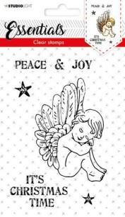 Studiolight - Clearstamps - Peace & Joy - Studiolight - Clearstamps - Peace & Joy