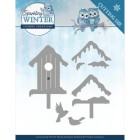 Yvonne Creations Dies - Winter Birdhouse