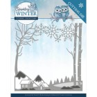 Yvonne Creations Dies - Winter Landscape