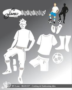by Lene - Dies - Football Player - by Lene - Dies - Football Player