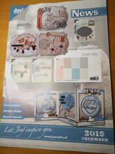 Joy Crafts inspirationshäfte - Dec 2019 - Joy Crafts inspirationshäfte - Dec 2019