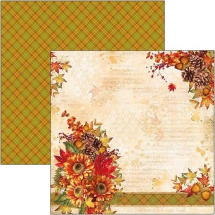 Ciao Bella Papercrafting - The Sound Of Autumn - Ciao Bella Papercrafting - The Sound Of Autumn