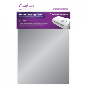 Crafters Companion - Metal Cutting Plate - Crafters Companion - Metal Cutting Plate