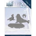 Amy Design - Dies - Polar Friends