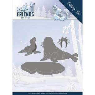 Amy Design - Dies - Polar Friends - Amy Design - Dies - Polar Friends