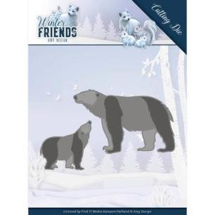 Amy Design - Dies - Polar Bears - Amy Design - Dies - Polar Bears