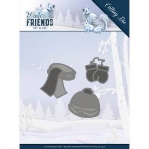 Amy Design - Dies - Warm Winter Clothes - Amy Design - Dies - Warm Winter Clothes