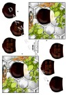 Dan-Quick - 3D Klippark - Mörkt öl