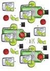 Dan Design - 3D Klippark - Gin & Lime