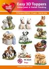Easy 3D Utstansat - Dogs