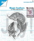 Joycrafts Dies - Magic feathers