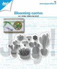 Joy Crafts Dies - Blooming cactus