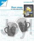Joy Crafts Dies - Beer mugs