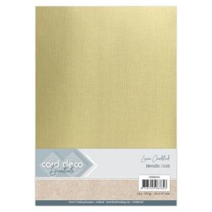 Card Deco - Papper - Metallic Gold - Card Deco - Papper - Metallic Gold