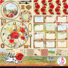 Ciao Bella - Patterns Paper Pad - Under the Tuscan Sun
