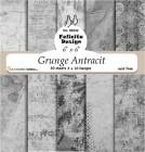 Felicita Design - Pappersblock - Grunge Antracit