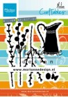 Marianne Design - Dies - CrafTables - Flower Jug