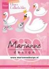 Marianne Design - Dies - Eline´s Swan