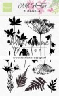 Marianne Design Clearstamps - Botanical