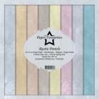 Pappersblock - Paper Favourites - Rustic Pastels