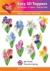 Easy 3D Utstansat - Flowers in Spring