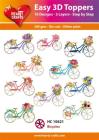 Easy 3D Utstansat - Bicycles