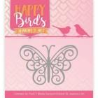 Jeanine´s Art - Dies - Happy Birds