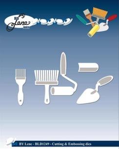 by Lene - Dies - Painting Tools - by Lene - Dies - Painting Tools