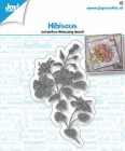 Joy Crafts Dies - Hibiscus Flower