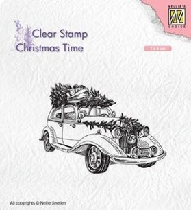 NS - Clearstamps - Christmas time - NS - Clearstamps - Christmas time