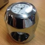 #4: Handlebar-clock