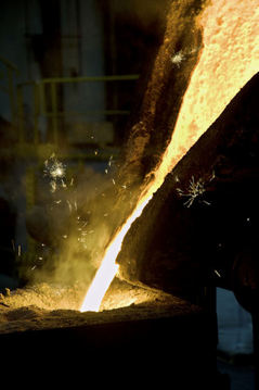Certifiering av stålverk