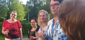 Deltagare temadagar för vuxna med cancer på Brännö