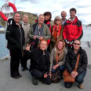 Kurser & temadagar för dig som har eller har haft cancer. Fyra intensiva dagar på Brännö i Göteborgs skärgård.