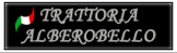 Trattoria Alberobello