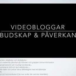 videobloggar