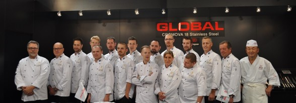 Laget på Culinary Olympics 2012